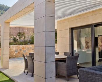 exterior pergola bioclimatica terraza