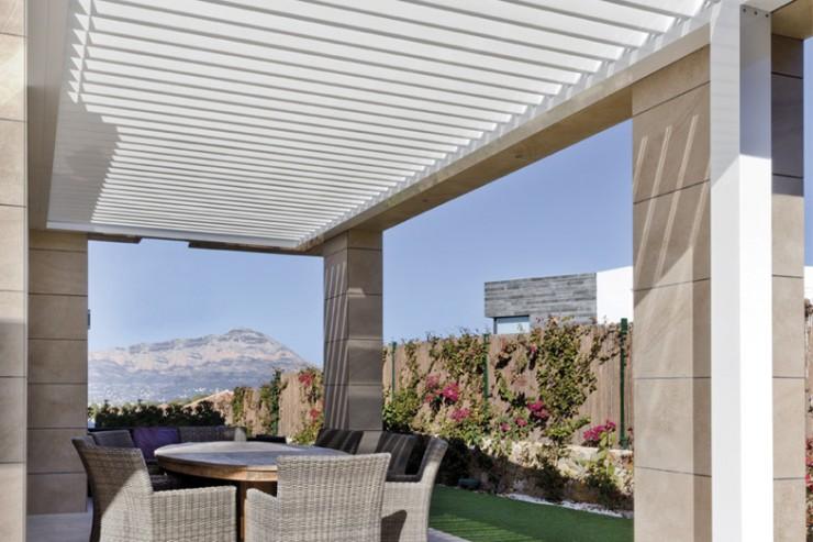 Pergolas bioclim ticas instalaci n de p rgolas en tarragona y barcelona - Pergola terraza atico ...